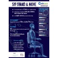 Sit, Stand at Move Poster