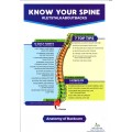 Know Your Spine - A3 Poster