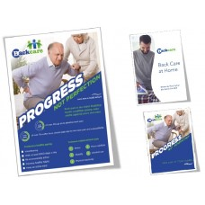 BackCare Awareness Week Display Pack 2018 - Back pain in older adults