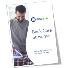 Back Care at Home Booklet (Single)