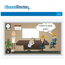 The Sound Doctor – Back Pain Video Library