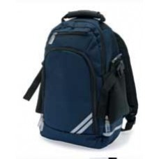 Senior active backpack - Navy
